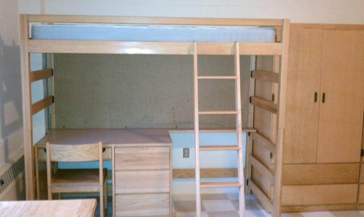 Inside The Quad Style Housing For Ledges. Photo Courtesy Quinnipiac Office  Of Residential Life Part 83