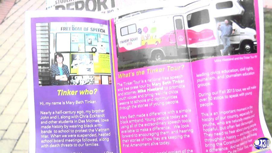 Tinker Tour stops at Quinnipiac University