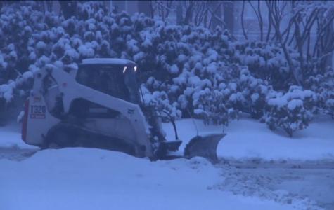 Quinnipiac struggles through snow