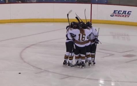 Quinnipiac skates to a 2-2 tie with Harvard