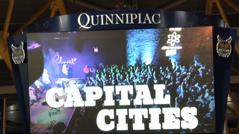 Capital Cities headlines Wake the Giant Spring Concert