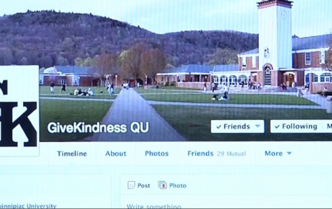 GiveKindness QU keeping students positive