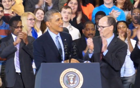President Obama talks minimum wage in Connecticut