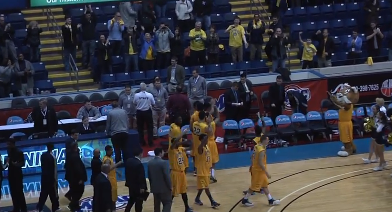 Shannon's career-high 20 points leads Quinnipiac into MAAC semifinals