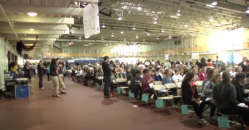 News Team 30: Quinnipiac University Big Event 2014