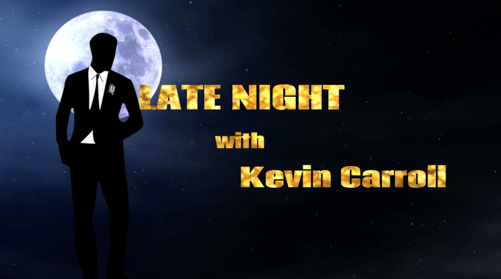 News Team 30: Last time Kevin Carroll hosts Late Night