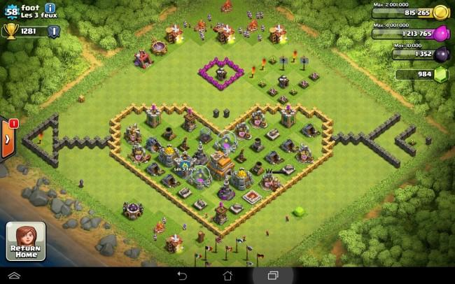 Clash of Clans: The addiction