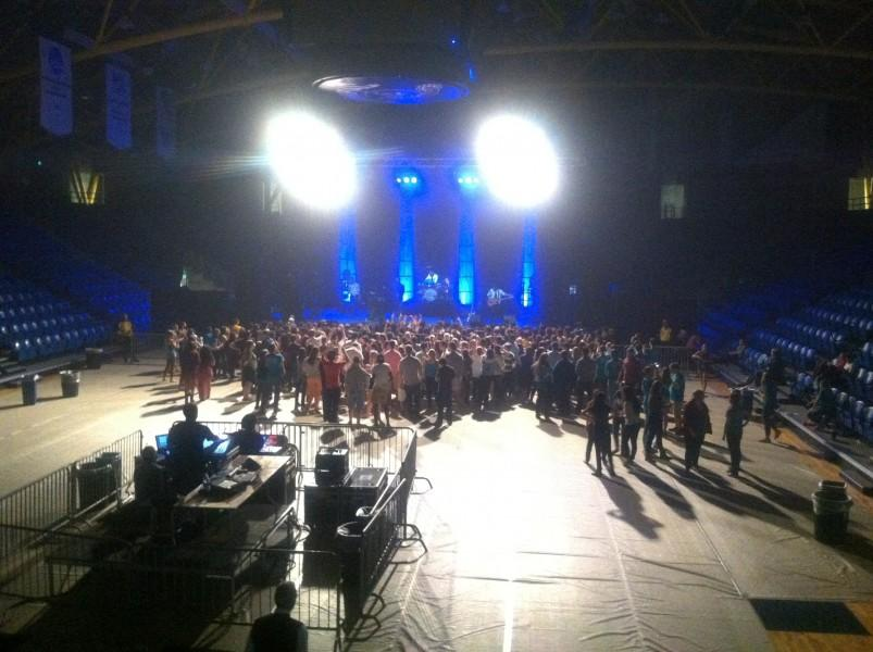 Students attend Capital Cities concert