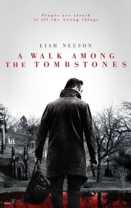 "Steve Reviews Stuff: ""A Walk Among the Tombstones"""