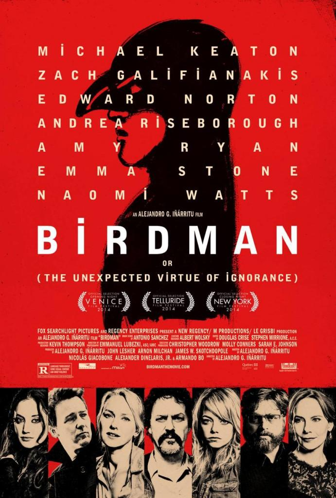 """Declan's Blurred Circle: A Review Of """"Birdman"""""""