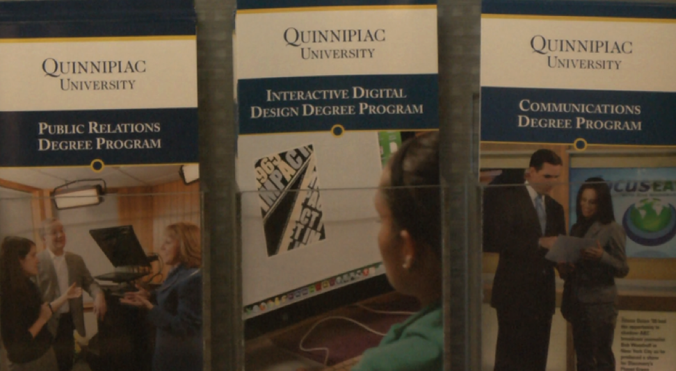 Quinnipiac's IDD students caught off guard