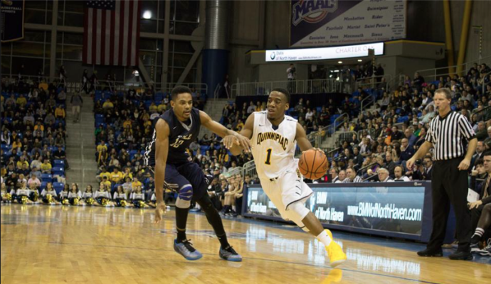 Quinnipiac forward Zaid Hearst's big night shows he's among the best in the MAAC