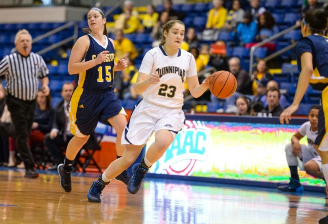 Ostergaard's 22 not enough to lift Bobcats over the Eagles