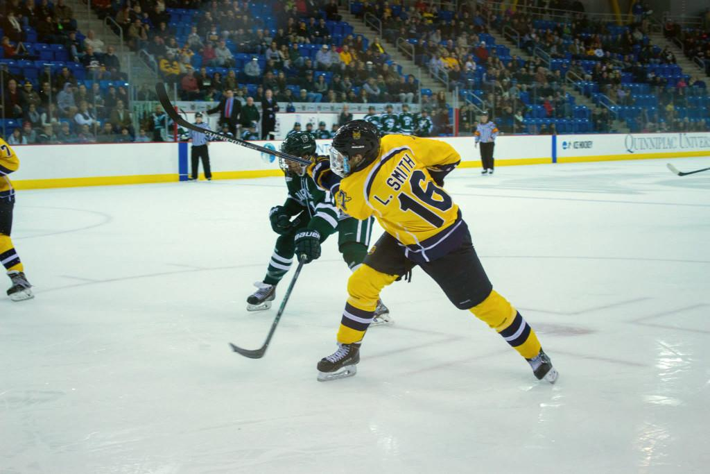 Quinnipiac defeats Dartmouth in overtime