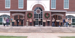 Quinnipiac community protests Ferguson ruling and police brutality