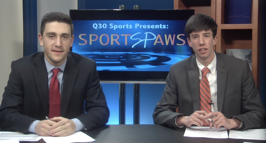 Sports Paws: 1/25/15