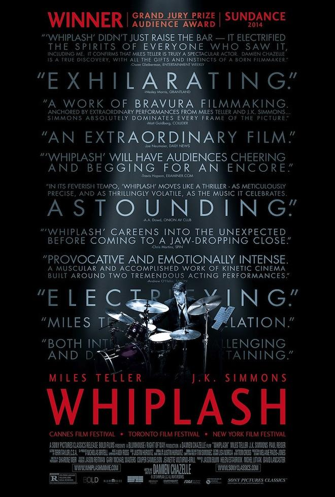 Declans Blurred Circle: A review of Whiplash