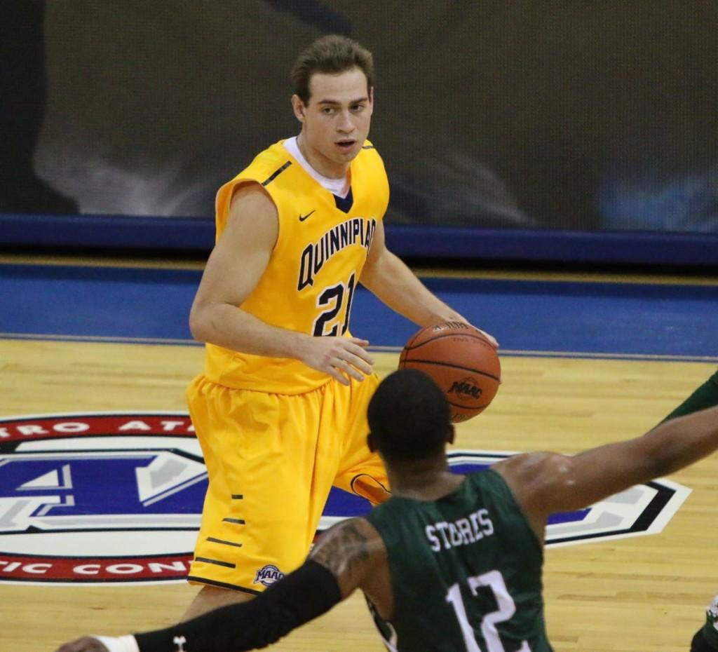 Marists red hot shooting sends Quinnipiac home in first round of MAAC Tournament
