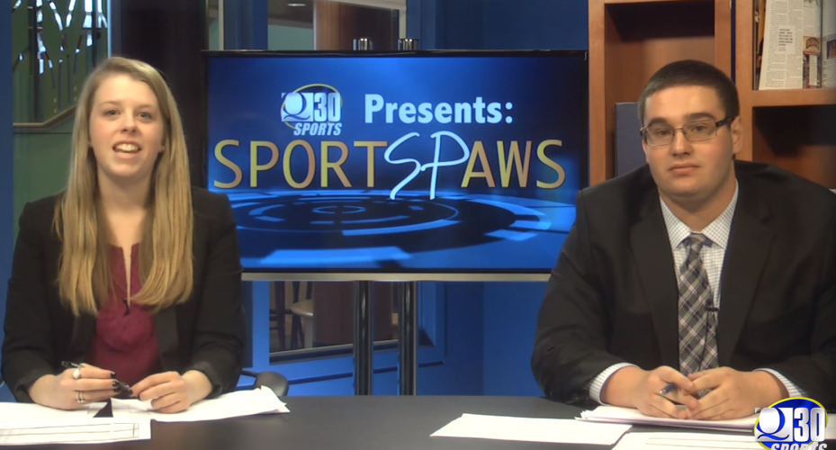 Sports Paws: 2/2/15