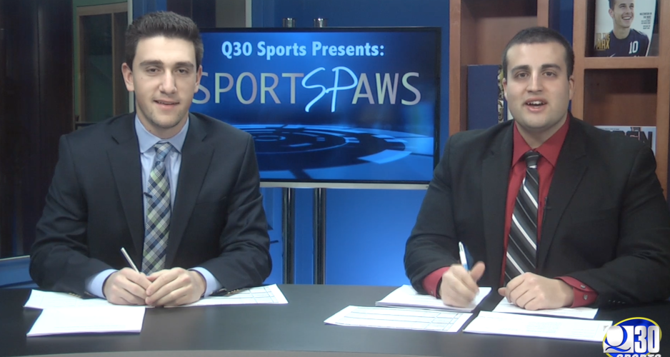 Sports Paws: 2/8/15