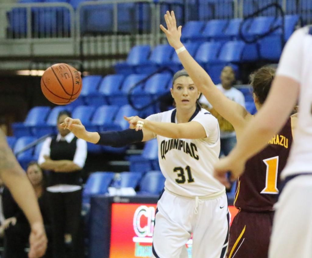 Former womens basketball star Samantha Guastella signs to play professionally in Europe