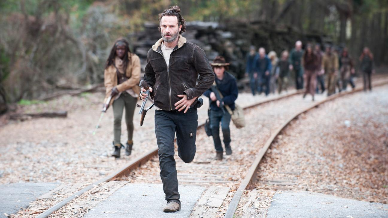 """The Real From Rell: A review of season five """"The Walking Dead"""""""