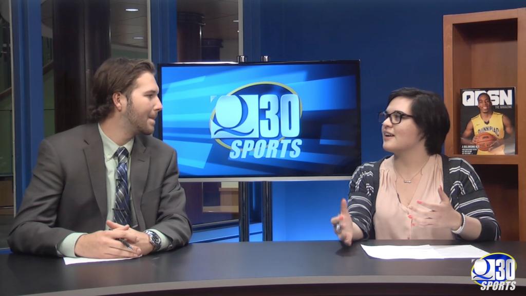 Q30 Sports Preview: Quinnipiac advances to ECAC semifinals