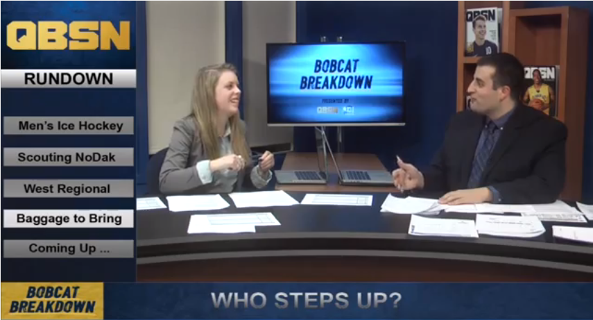 QBSN Presents: Bobcat Breakdown 3/24/15