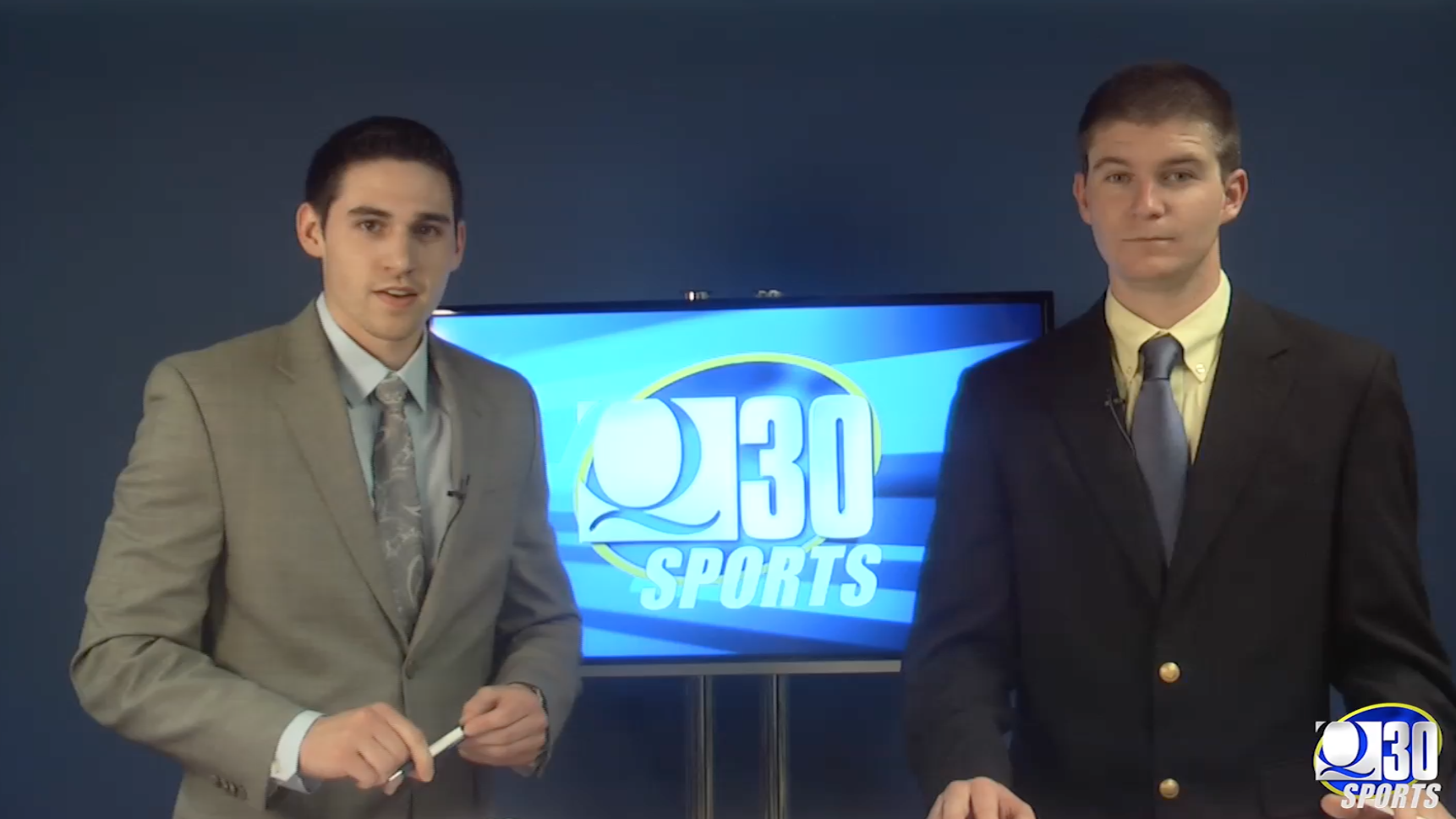 Q30 Sports Preview: Quinnipiac takes on North Dakota in first round of NCAA Tournament