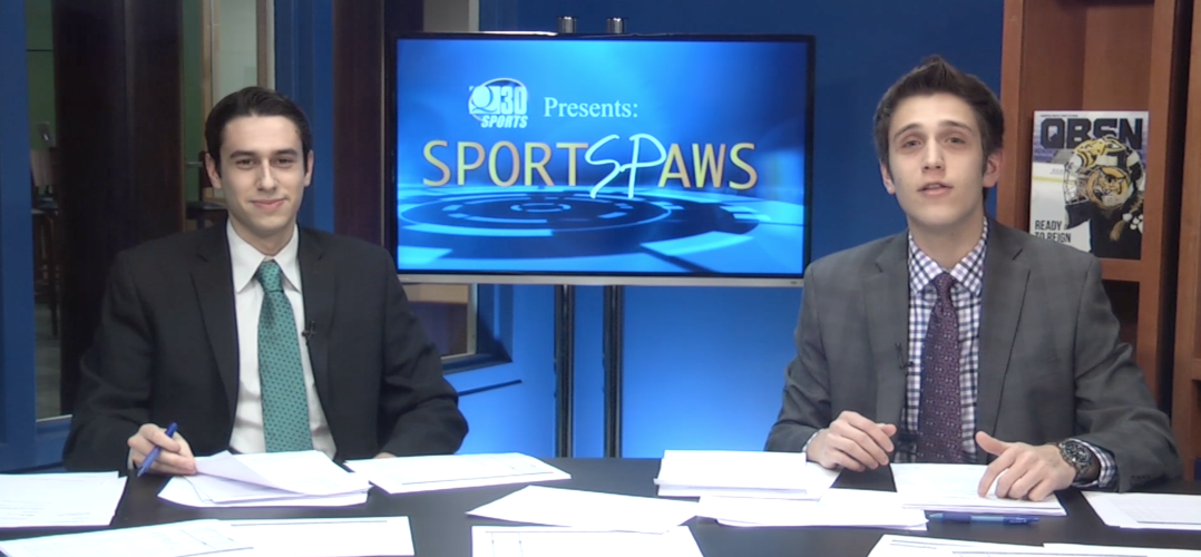 Sports Paws: 3/2/15
