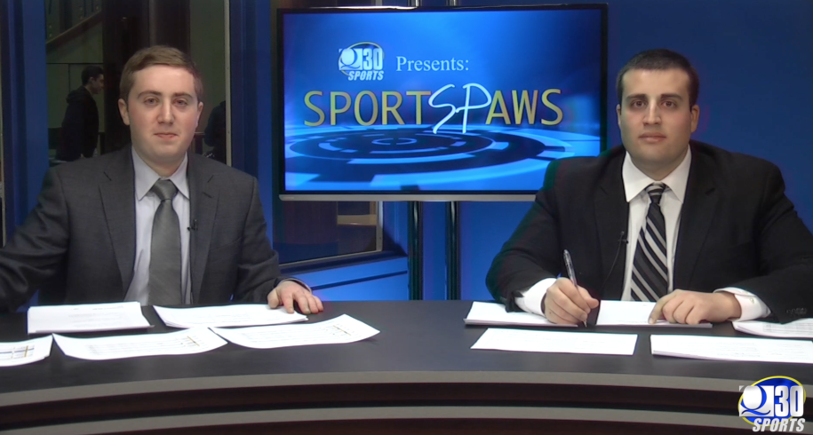 Sports Paws: 3/16/15