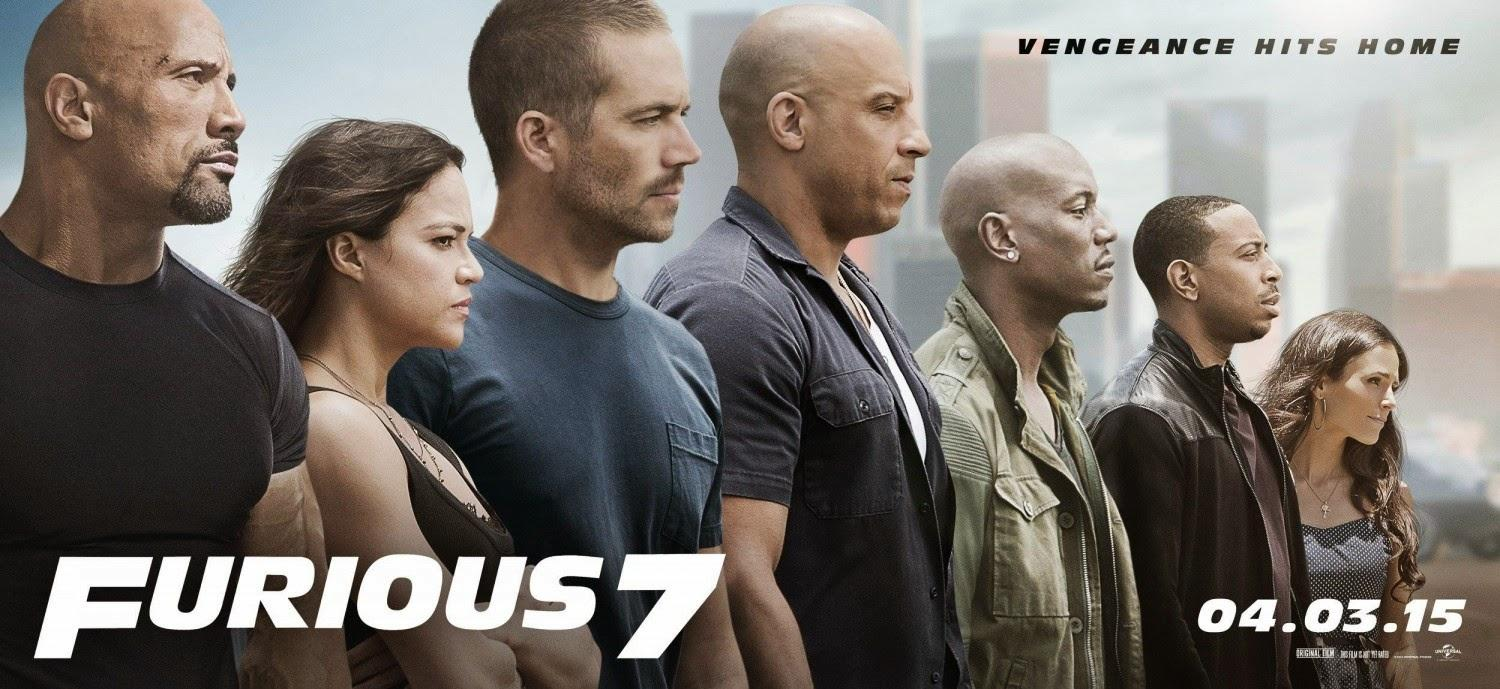 """Tom Albanese's review of """"Furious 7"""""""