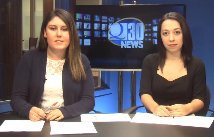 Q30 Newscast: 4/22/15