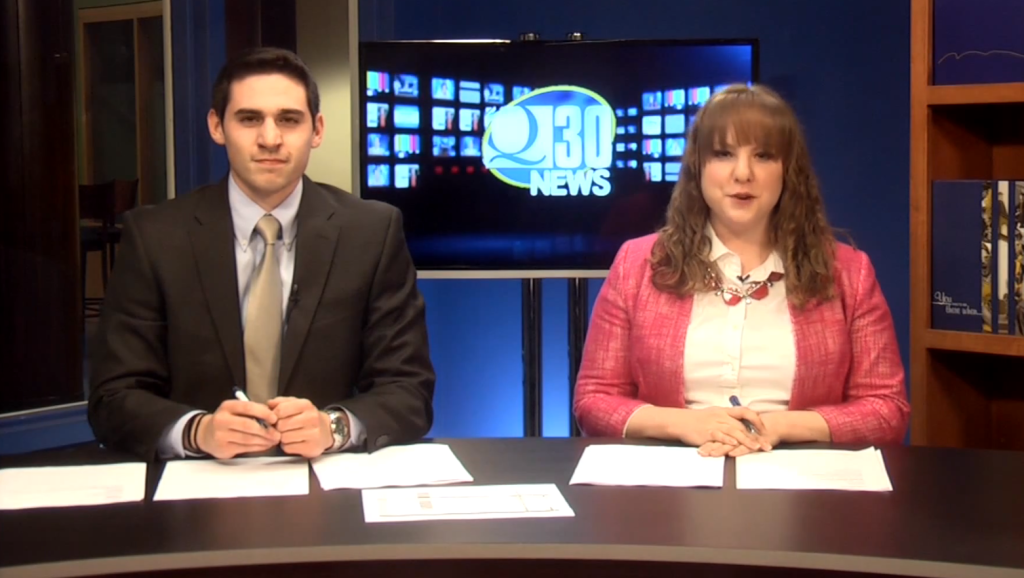 Q30 Newscast: 4/8/15