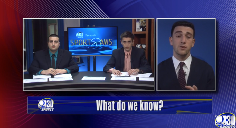 Sports Paws: 4/13/15