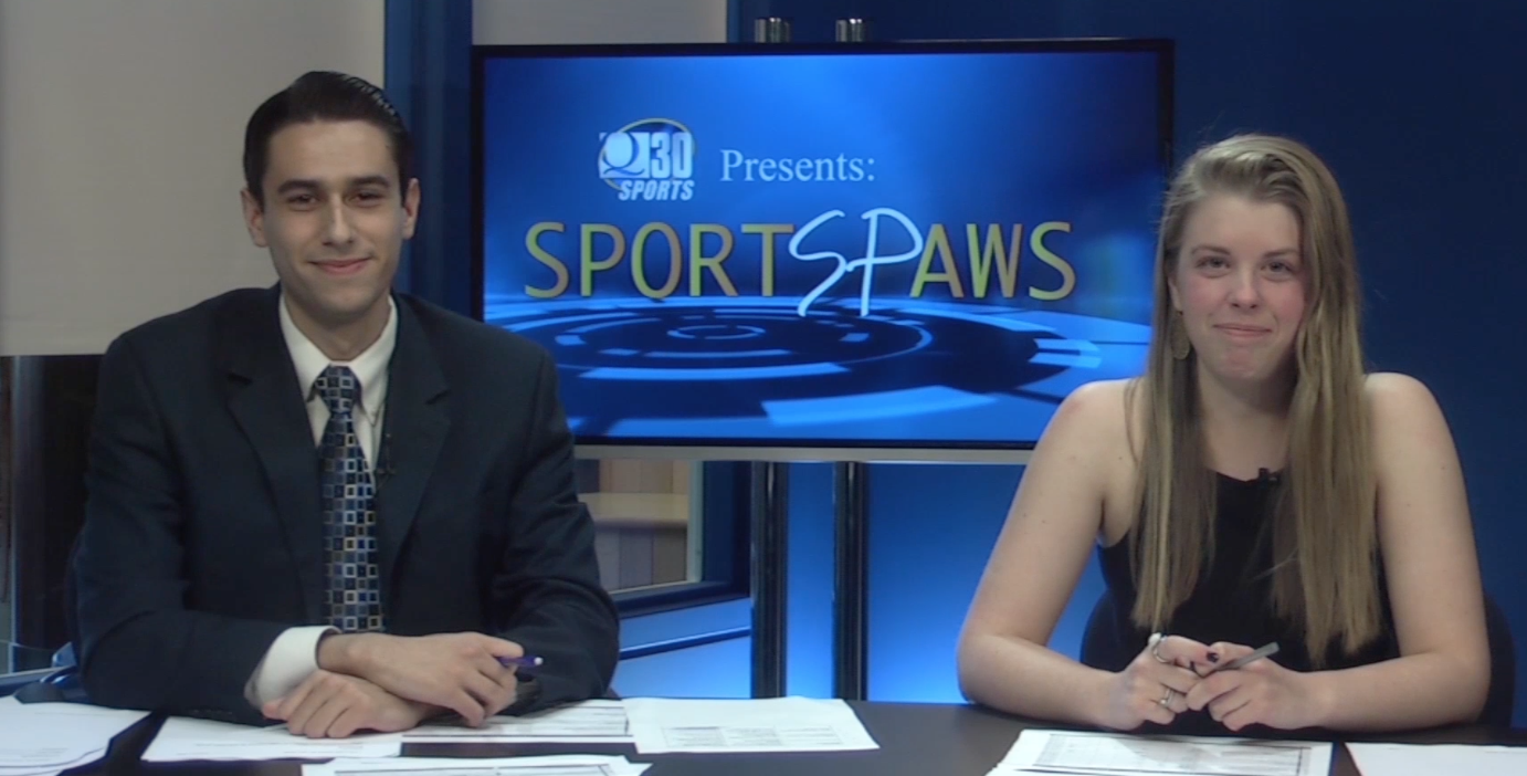 Sports Paws: 5/1/15