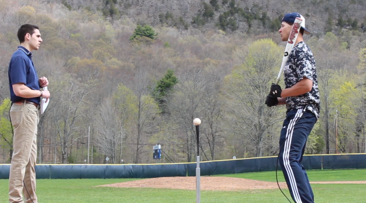 Q30 Sports takes a look inside the batter's box with Vin Guglietti