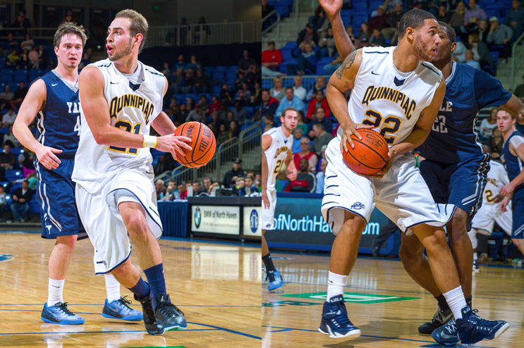 Conti and Harris to participate in Gotham Hoops Invitational