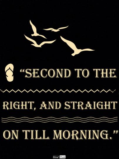 Summer Reads: Peter Pan by James Matthew Barrie