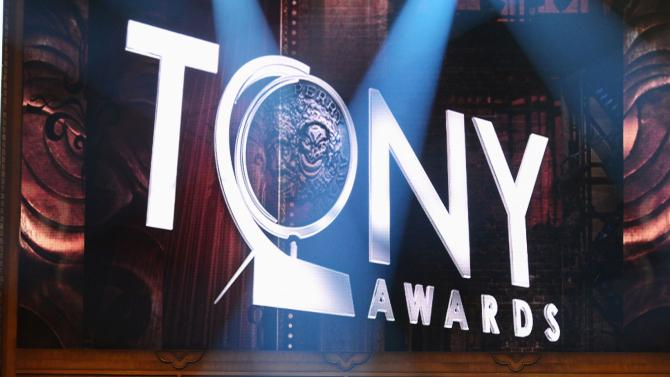 The 2015 Tony Awards take the stage