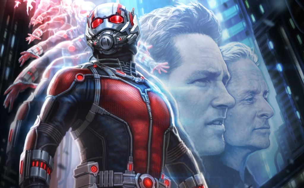 Ant-Man lives up to the standards of Marvel Studios yet it is unlike its predecessors
