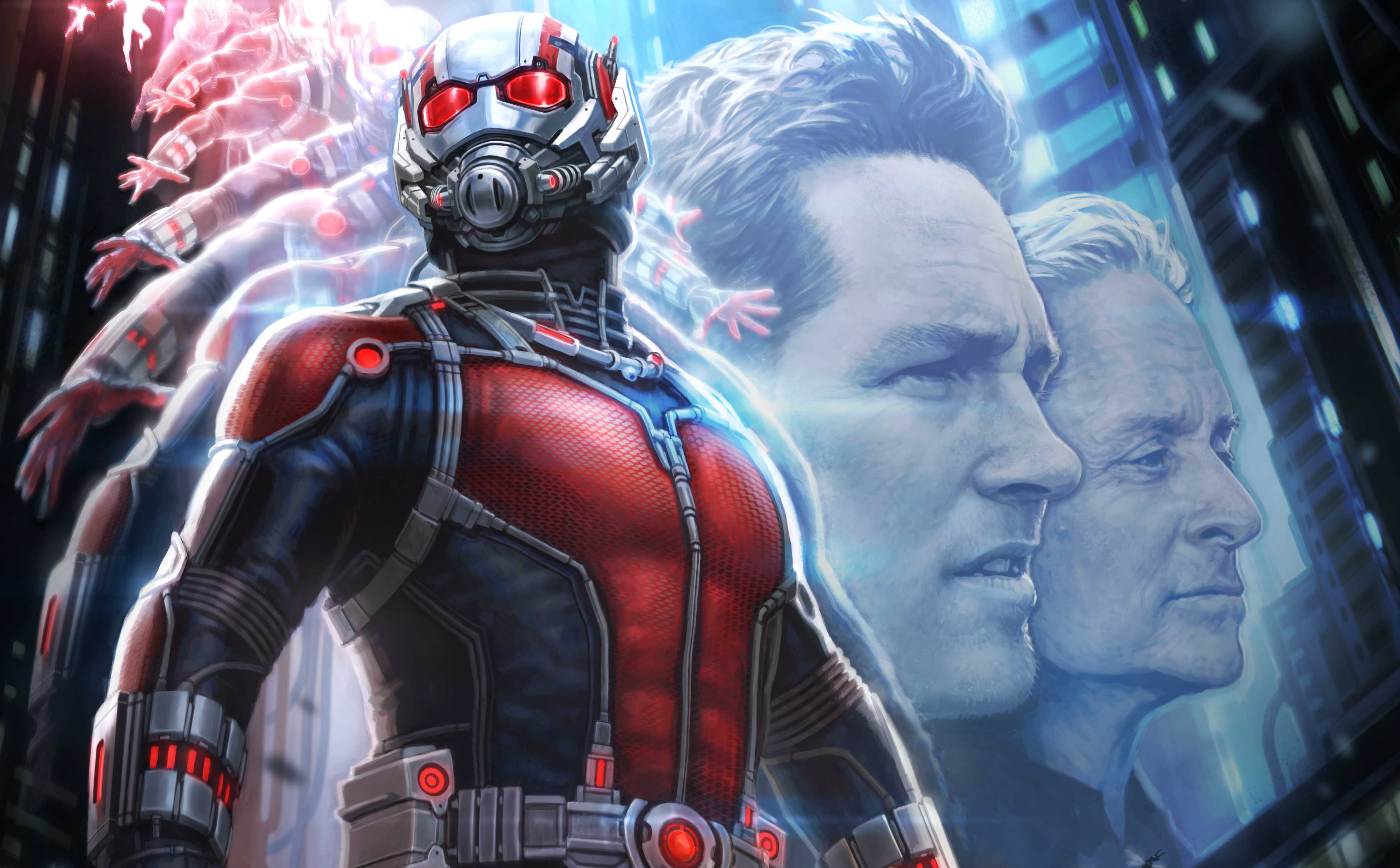 """""""Ant-Man"""" lives up to the standards of Marvel Studios yet it is unlike its predecessors"""
