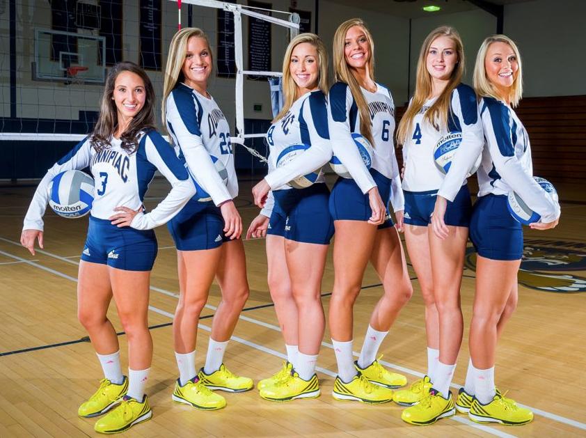 Quinnipiac womens volleyball ready for a breakout 2015 season