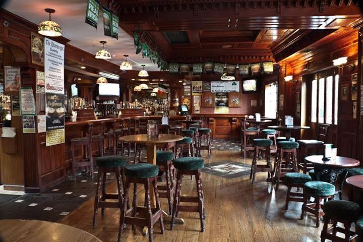 The Playwright Irish Pub is your new weekday spot.
