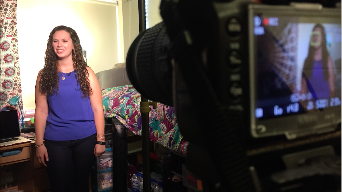 The Morning After: exclusive sitdown with Cailyn Blonstein