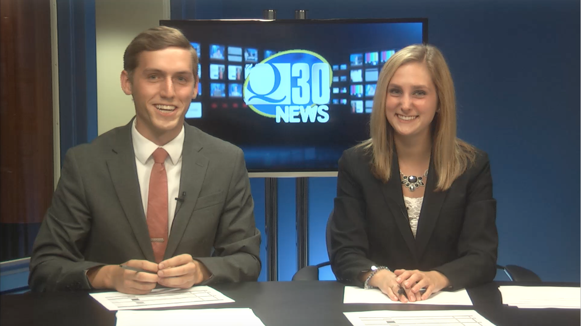Q30 Newscast: 9/16/15