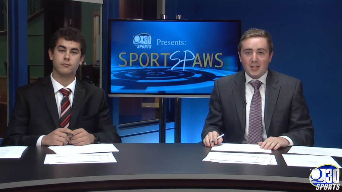 Sports Paws: 9/28/15