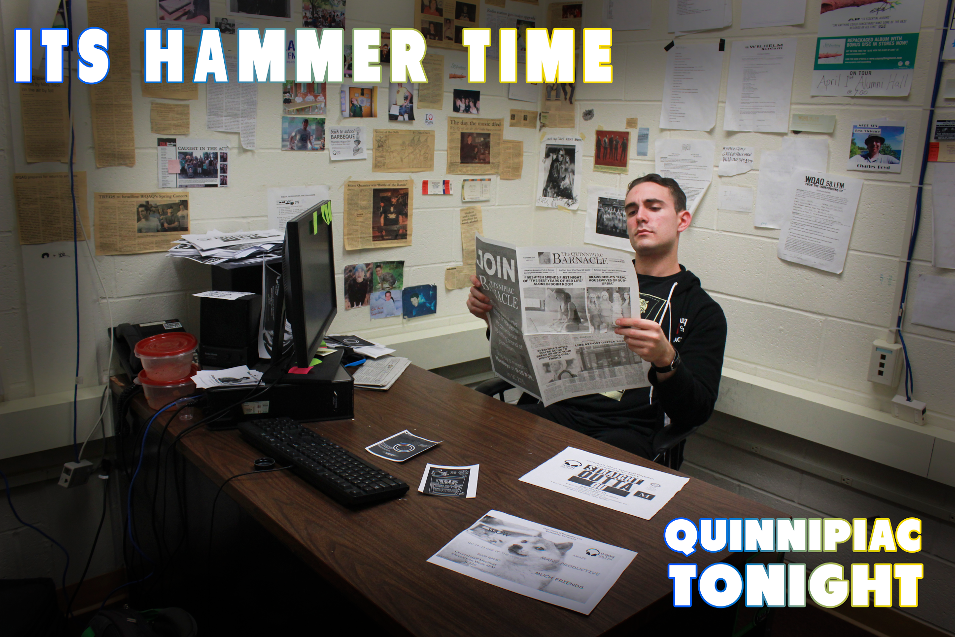 Quinnipiac Tonight: Episode Three
