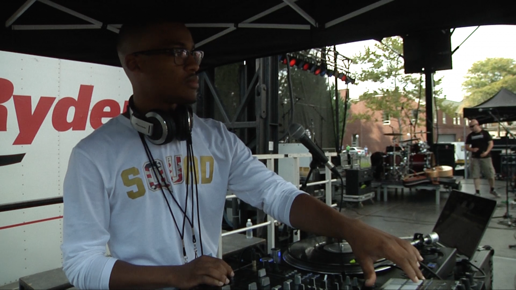 Student DJ makes his mark in Hamden and New Haven