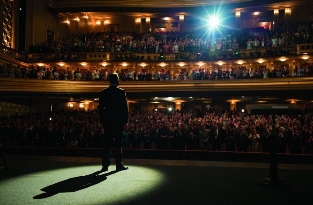 Q30 Entertainment Review: Steve Jobs
